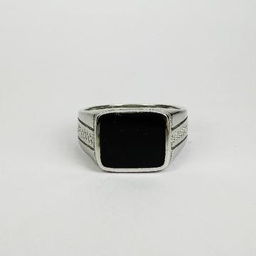 92.5 sterling silver enamel ring ml-121