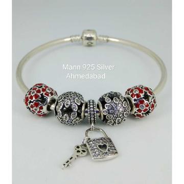 925 Silver Pandora Flexible Kada