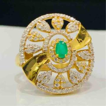 916 exclusive ladies ring by Prakash Jewellers