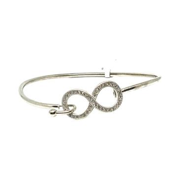 925 Sterling Silver Fancy Bracelet MGA - BRS0163