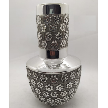 92.5% Pure Silver Designer Kunja Surayi Set PO-311... by Puran Ornaments