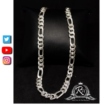 92.5 silver traditional gents chain RH_CH202