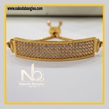 916 Gold CNC Bracelet NB - 627