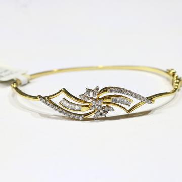 750 Diamond Bracelet by