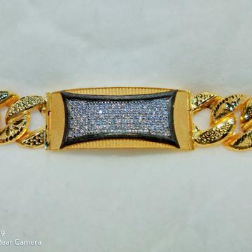 18 carat diamond bracelet