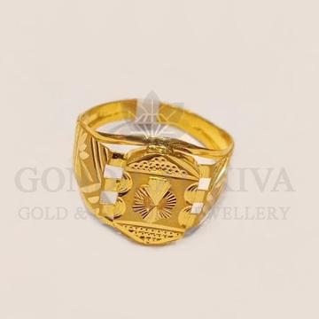 22kt gold ring ggr-h62