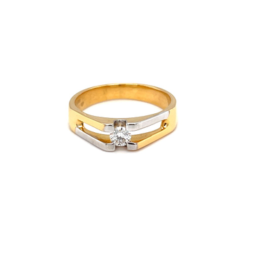 Ultimate single solitaire diamond engagement ring...
