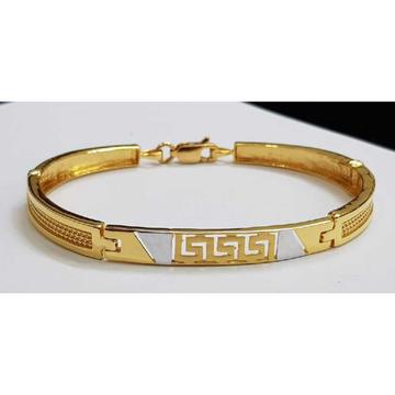 916 Gents Fancy Gold Bracelet G-3449