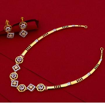 Necklace Set Cz 916 by