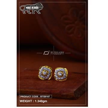 18 carat gold Ladies round tops btg0167 by