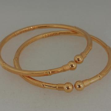 916 gold fancy copper beby kadali by Vinayak Gold