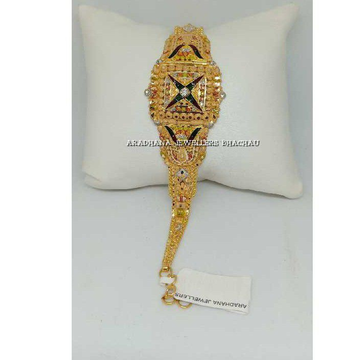 916 Gold Indian Ladies Bracelet