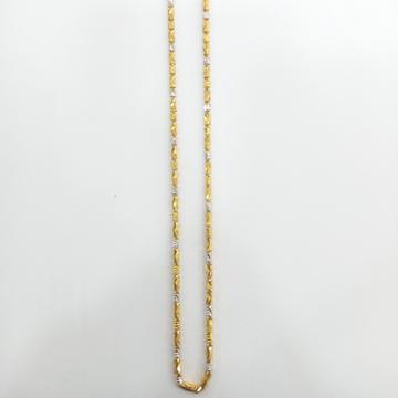 916 22K Fancy chain by Shreeji Silver Palace
