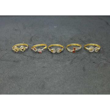 22KT gold ring NG-R026