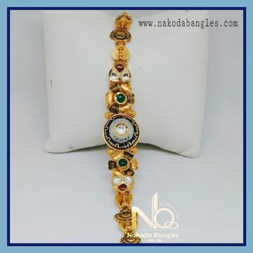 916 Gold Antique Bracelet NB-205