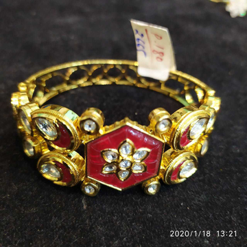 Beautiful DC Kundan Bracelet#977