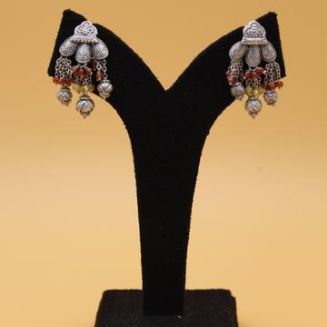 92.5 antique silver earrings sl e002