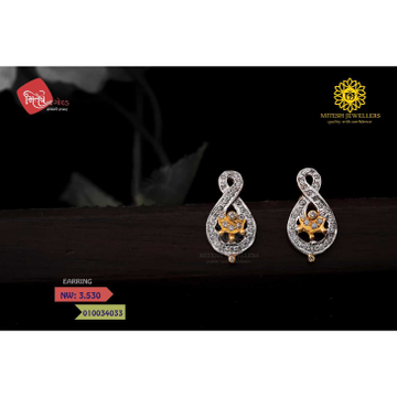 22k Cz Earrings