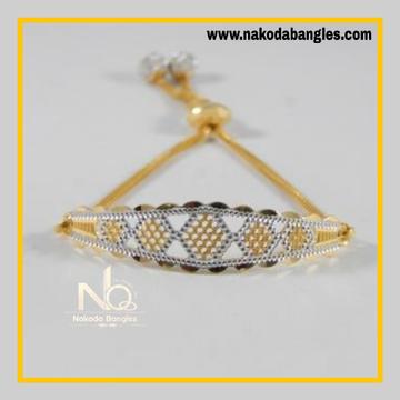 916 Gold CNC Bracelet NB - 643