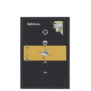 Multi drawer security locker for jewelry by