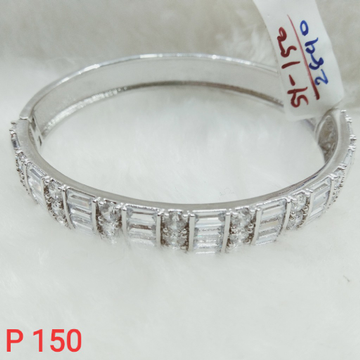 Sliver bracelet 010