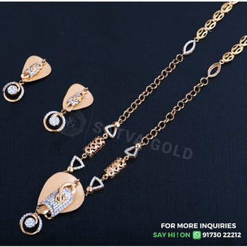 76 rose gold dokiya SGD-0001