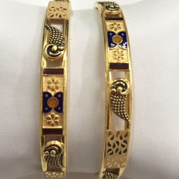 91.6 Minakari Bangle
