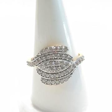 Silver classic design hallmark ring  by