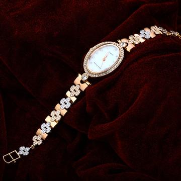 Rose Gold Watch-RLW23