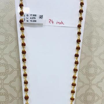 Rudraksh mala RML-236 by R.B. Ornament