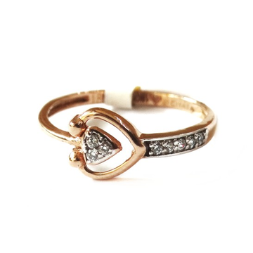 18K Rose Gold Fancy Ring MGA - RGR0043