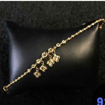 Gold Lucky Fancy Wear by
