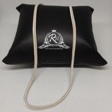 Silver classical gents chain rh-ch884