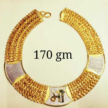 22KT Bahubali Chain