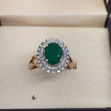 Real Diamond Ring by