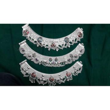 Kadap Chain Oval Type Casting Pis Amdavadi Jula Payal