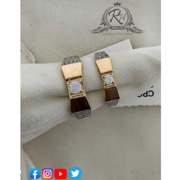 22 carat gold classical couple rings RH-CR407