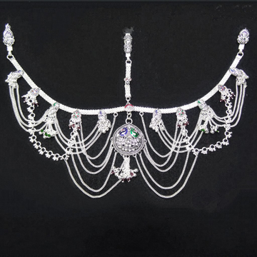 Silver designer juda by