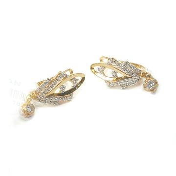 18k gold earrings mga - gb007