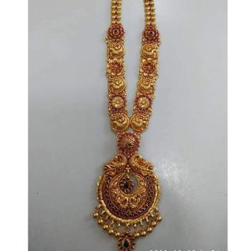 916 GOLD NECKLACE by