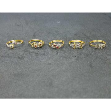 22kt gold rings NG-R025