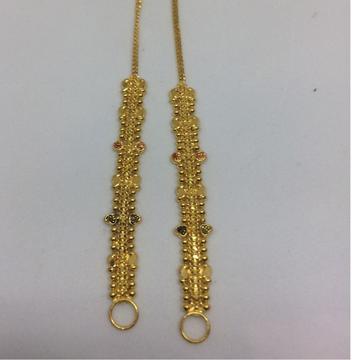 916 Gold kanchain GKC-0003