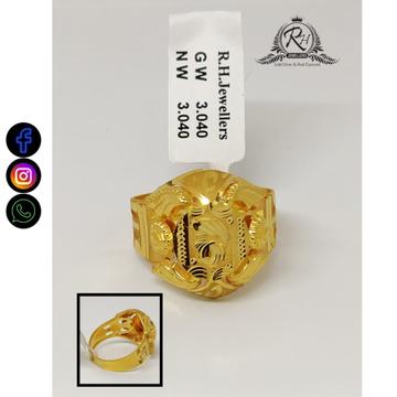 22 carat gold fancy rings RH-GR865