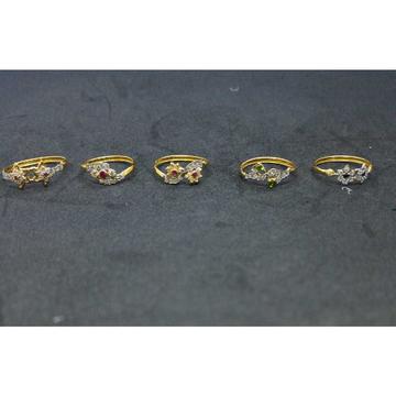 22kt gold rings NG-R024