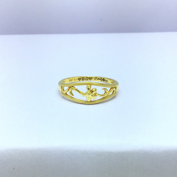 branded fancy ladies gold ring
