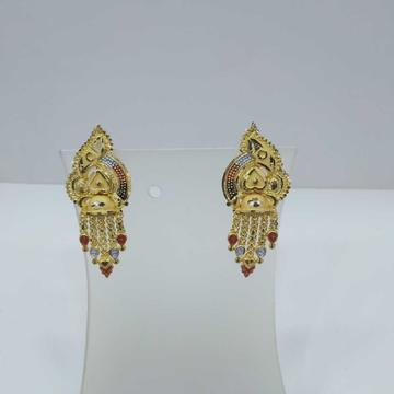 840 Gold Fancy Butti RJ-rj24