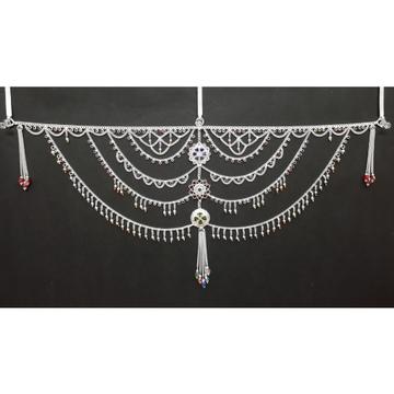 Silver Fancy Half Waist belts by