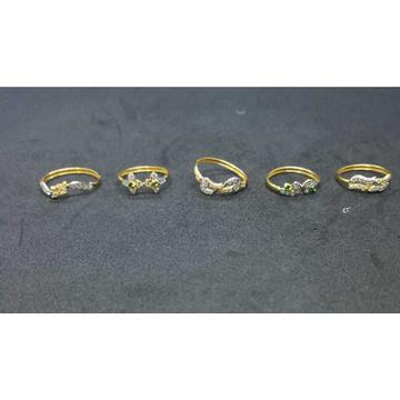 22KT gold rings NG-R022
