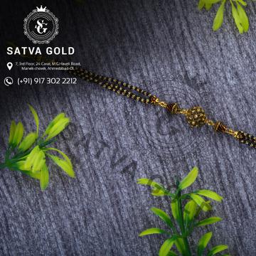 916 Gold Bracelet SGB 004