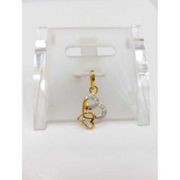 760 gold casting pedant rj-058